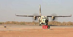 14000404000210 Test PhotoN 300x151 - ورود هواپیماهای ایتالیایی به نیروی هوایی ترکمنستان