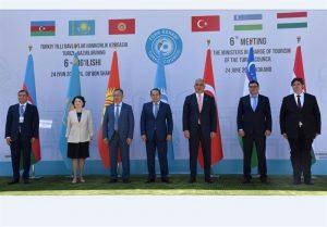 1400040411000535823092034 300x209 - اجلاس وزیران گردشگری شورای تُرک در ازبکستان