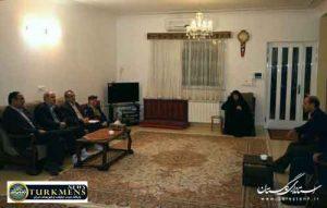 1511631745 t2 300x191 - استاندار گلستان با مادر شهید عباسی و جابر ساور علیا جانباز ۷۰ درصد دوران انقلاب دیدارکردند