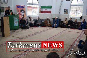 بندر ترکمن,دهه فجر,تجلیل از پرستاران