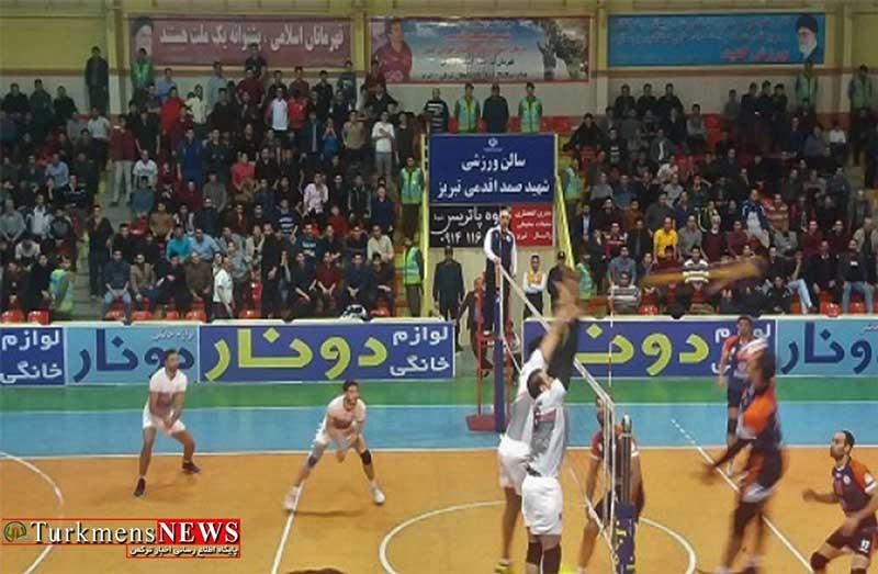 شهرداری تبریز هم نام گنبدی خود را با شکست بدرقه کرد