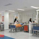 بهره برداری از بیمارستان مراوه تپه تا پایان مرداد ماه