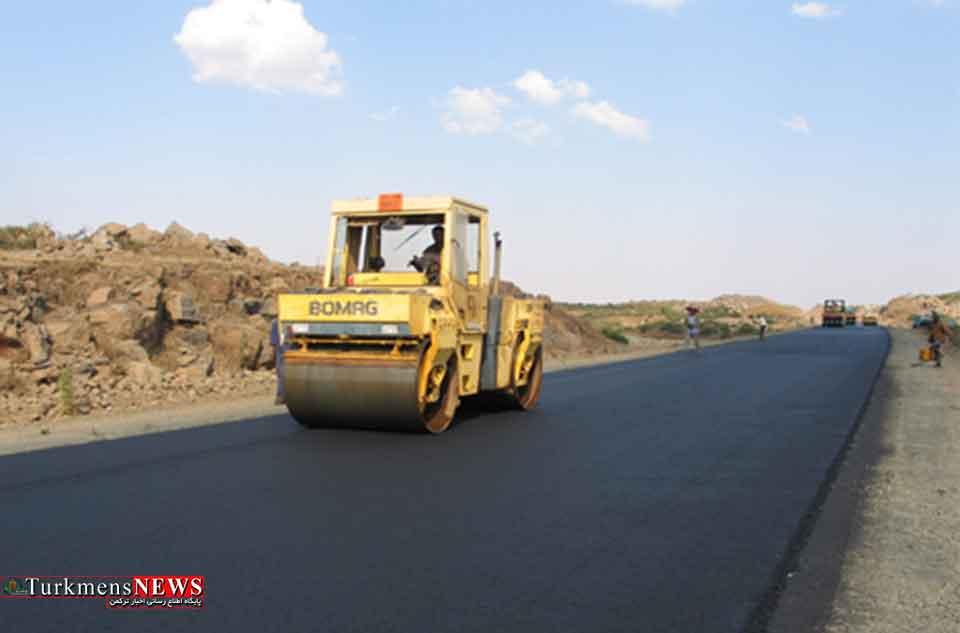 170 میلیاردریال صرف آسفالت راه های استان گلستان می شود