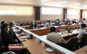 2فرماندار شهرستان ترکمن 300x188 - خبرنگاران نقش بسزایی در میزان مشارکت مردم طی انتخابات پیش رو دارند