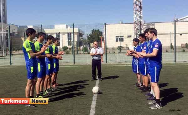 2 136 - Özbegistanyň ýokary okuw mekdeplerinde bilim alýan türkmen talyplary uzak aralykdan sport bäsleşigine gatnaşdylar