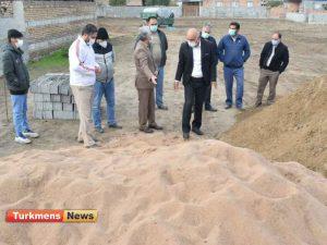 2 158 300x225 - ایجاد زمین والیبال ساحلی در روستای خواجهلر موجب کشف استعدادها میشود
