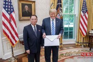 2 34 300x201 - چرا نامه کیم جونگ اون به ترامپ اینقدر بزرگ بود؟!