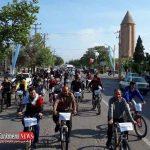 مسیر های دوچرخه سواری در معابر گنبد کاووس ایجاد میشوند