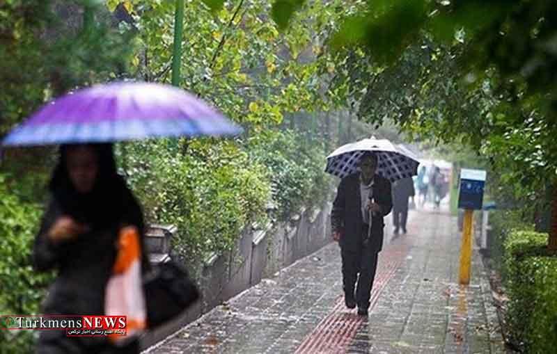 2290192 - سامانه جدید بارشی فردا وارد کشور می شود