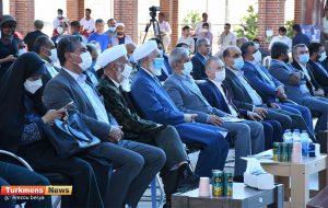 23 2 300x190 - گزارش تصویری 288-مین سالگرد بزرگداشت مخدومقلی فراغی در آق توقای