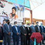 24 3 150x150 - گزارش تصویری 288-مین سالگرد بزرگداشت مخدومقلی فراغی در آق توقای