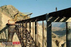 آماده بهره برداری پل مرزی سرخس ایران ـ سرخس ترکمنستان