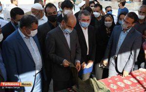 28 1 300x190 - گزارش تصویری 288-مین سالگرد بزرگداشت مخدومقلی فراغی در آق توقای