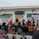 افتتاح دبیرستان خیّرساز زنده یاد «محمدعلی قربانی» در گنبدکاووس