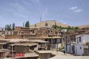 ثبت ملی بافت تاریخی روستای «شاهکوه» گرگان