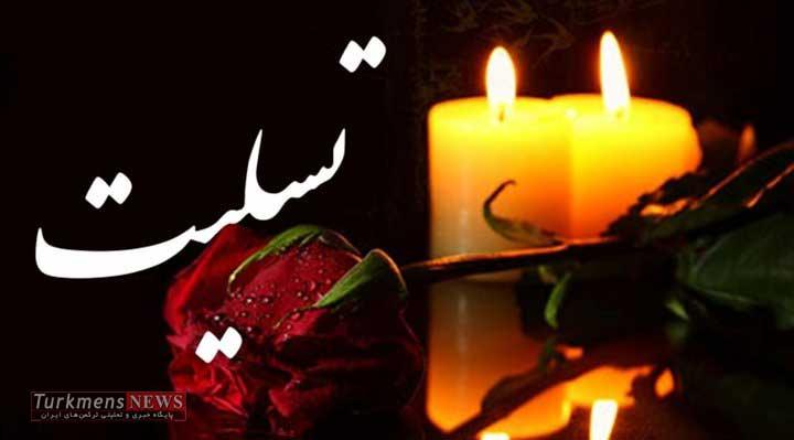 397097 - پیام تسلیت فرماندار به رئیس شیلات شهرستان ترکمن