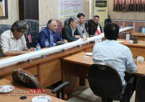4 31 300x211 - برگزاری ششمین جلسه ستاد اشتغال شهرستان ترکمن