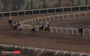 4Q5A0036 300x187 - هفته بیست و هشتم رقابتهای اسبدوانی کورس زمستان ۹۶ گنبدکاووس برگزار شد+عکس