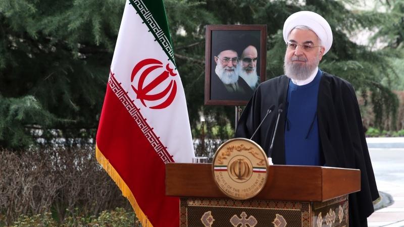 4bxz22b318f44f1u9t4 800C450 - Ruhani: Eýran halkynyň garşylygy duşmanlary ýeňdi