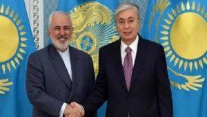 4by071f7f127cc1um0h 800C450 300x169 - Zarif bilen Gazagystanyň prezidenti Astana-Sika prosesini gözden geçirdiler