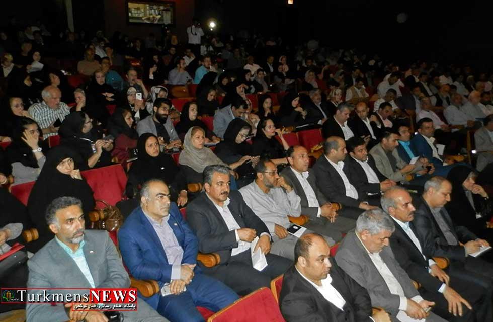 5 22 - گزارش تصویری مراسم بزرگداشت روز خبرنگار در گلستان
