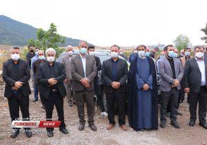 5 80 300x211 - مراسم تشییع جنازه خواهر امام جمعه گنبدکاووس برگزار شد+عکس