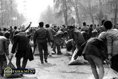 5Azar 5Az - حادثه ۵ آذر گرگان یکی از حلقههای مستحکم دوران انقلاب است