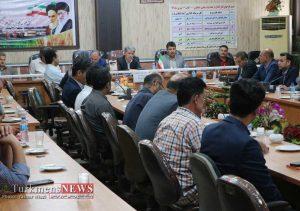6 24 300x211 - برگزاری ششمین جلسه ستاد اشتغال شهرستان ترکمن