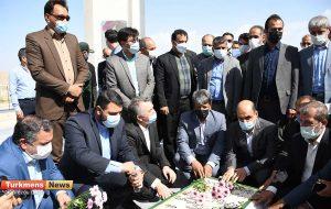 6 70 300x190 - گزارش تصویری 288-مین سالگرد بزرگداشت مخدومقلی فراغی در آق توقای