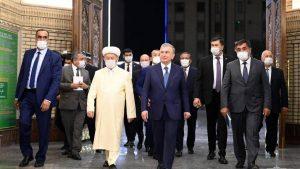 60cc0ef98929b 300x169 - اوزبکستانینگ جمهورباشلیغی اندیجانینگ تأزه جومغا مسجدینی آچدی