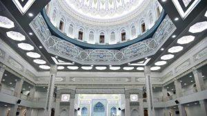 60cc1036345b2 300x169 - اوزبکستانینگ جمهورباشلیغی اندیجانینگ تأزه جومغا مسجدینی آچدی