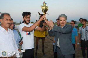 7 30 300x200 - گزارش تصویری هفته پایانی و قهرمانی مسابقات اسبدوانی بندرترکمن