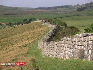 احیای کاروانسرای بزرگ در دیوار دفاعی گرگان