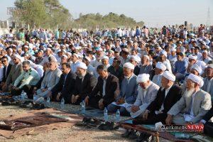 8 02 TN 3 300x200 - نماز عید سعید قربان در عیدگاه اهل سنت گنبد کاووس برگزار شد/گزارش تصویری