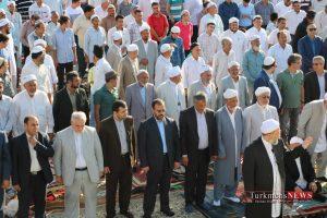 8 30 TN 1 300x200 - نماز عید سعید قربان در عیدگاه اهل سنت گنبد کاووس برگزار شد/گزارش تصویری