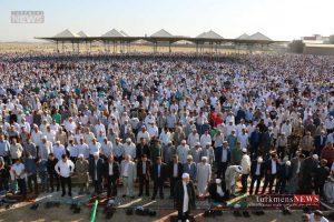 8 30 TN 3 300x200 - نماز عید سعید قربان در عیدگاه اهل سنت گنبد کاووس برگزار شد/گزارش تصویری