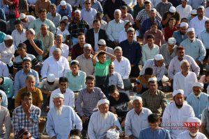 8 32 TN 100 300x200 - نماز عید سعید قربان در عیدگاه اهل سنت گنبد کاووس برگزار شد/گزارش تصویری