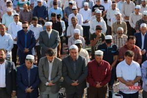 8 32 TN 44 300x200 - نماز عید سعید قربان در عیدگاه اهل سنت گنبد کاووس برگزار شد/گزارش تصویری
