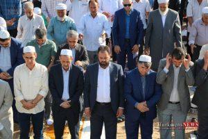 8 32 TN 45 300x200 - نماز عید سعید قربان در عیدگاه اهل سنت گنبد کاووس برگزار شد/گزارش تصویری