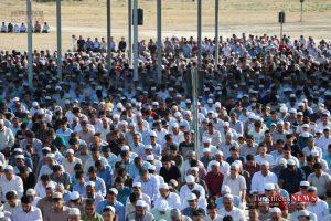 8 32 TN 61 300x200 - نماز عید سعید قربان در عیدگاه اهل سنت گنبد کاووس برگزار شد/گزارش تصویری