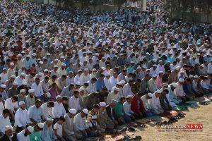 8 32 TN 72 300x200 - نماز عید سعید قربان در عیدگاه اهل سنت گنبد کاووس برگزار شد/گزارش تصویری