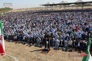 8 32 TN 82 300x200 - نماز عید سعید قربان در عیدگاه اهل سنت گنبد کاووس برگزار شد/گزارش تصویری
