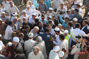 8 45 TN 1 300x200 - نماز عید سعید قربان در عیدگاه اهل سنت گنبد کاووس برگزار شد/گزارش تصویری