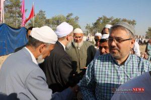 8 45 TN 19 300x200 - نماز عید سعید قربان در عیدگاه اهل سنت گنبد کاووس برگزار شد/گزارش تصویری