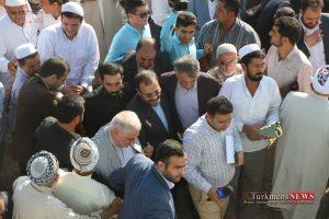 8 45 TN 3 300x200 - نماز عید سعید قربان در عیدگاه اهل سنت گنبد کاووس برگزار شد/گزارش تصویری