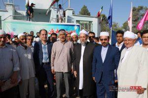 8 45 TN 41 300x200 - نماز عید سعید قربان در عیدگاه اهل سنت گنبد کاووس برگزار شد/گزارش تصویری