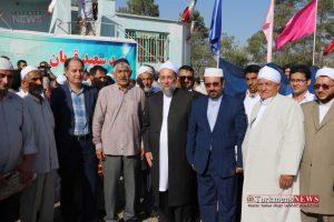 8 45 TN 44 300x200 - نماز عید سعید قربان در عیدگاه اهل سنت گنبد کاووس برگزار شد/گزارش تصویری