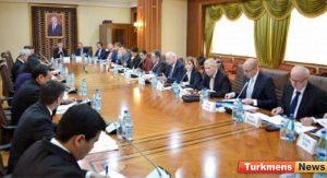 Aşgabatda Türkmen-German iş toparynyň nobatdaky mejlisi geçirildi