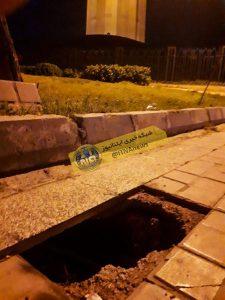 Ab zamin TurkmensNews3 225x300 - معضل تخلیه آب های زیر زمینی در اطراف گنبد قابوس+تصاویر