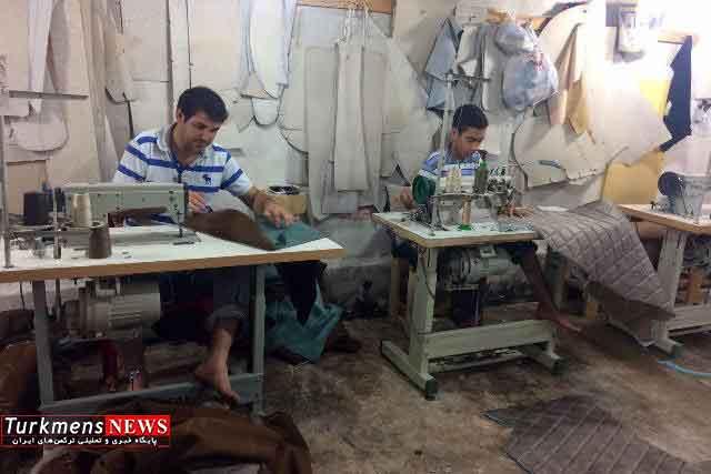 Agh ghala 23M 1 - وجود سه روستای بدون بیکار در شهرستان آق قلا/ صنعت چوب گره گشای اشتغال جوانان ترکمن
